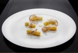 今週のレシピ:リガトーニ マスティカ風味、 フンギポルチーニ添え