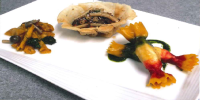 イタリアパスタ3種盛り 3 varietà di pasta preparati in 3 modi diversi