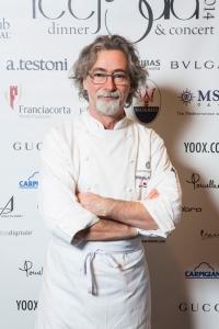 Chef: Vittorio Fusari