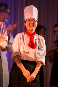 Junior 3位 加藤 舞子  (天谷調理製菓専門学校、福井県)
